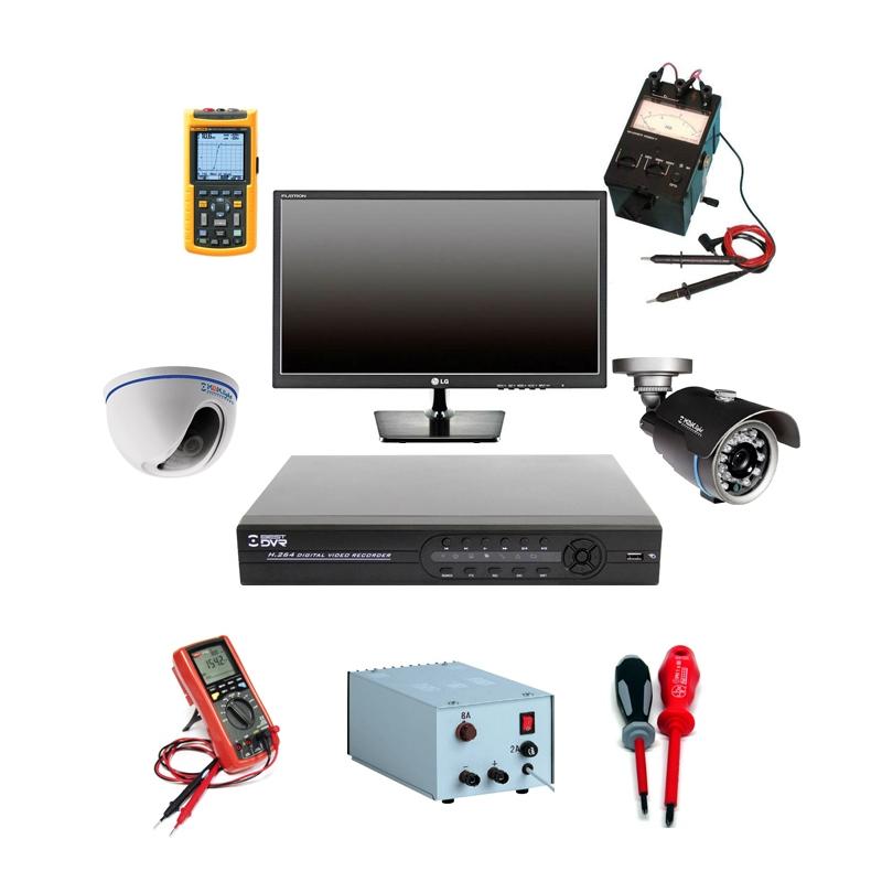 Камеры видеонаблюдения для дворовой территории дома
